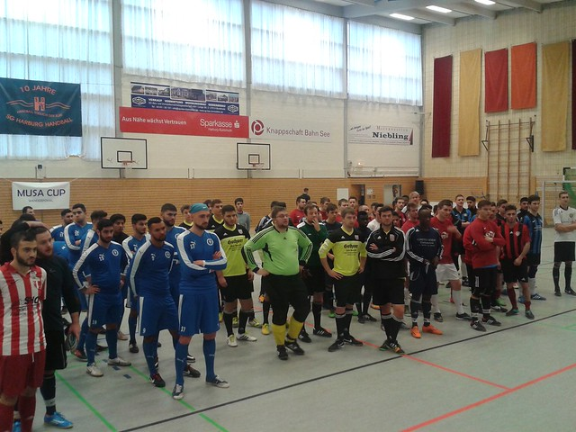 Musa Cup 2016 in Harburg