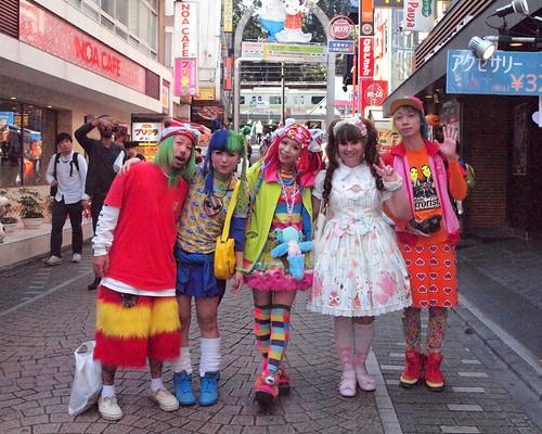 Harajuku Kids