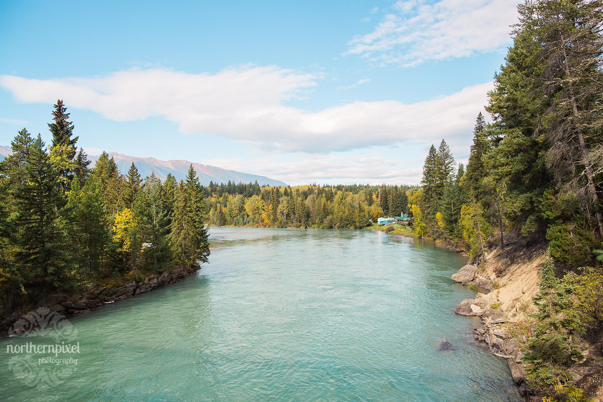 Fraser River - Tete Jaune British Columbia