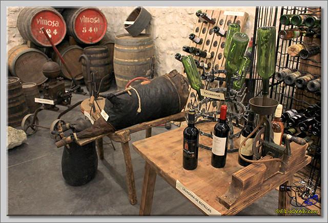 7 Exposición El Vino y el Chacolí en el Museo Histórico de Las Merindades