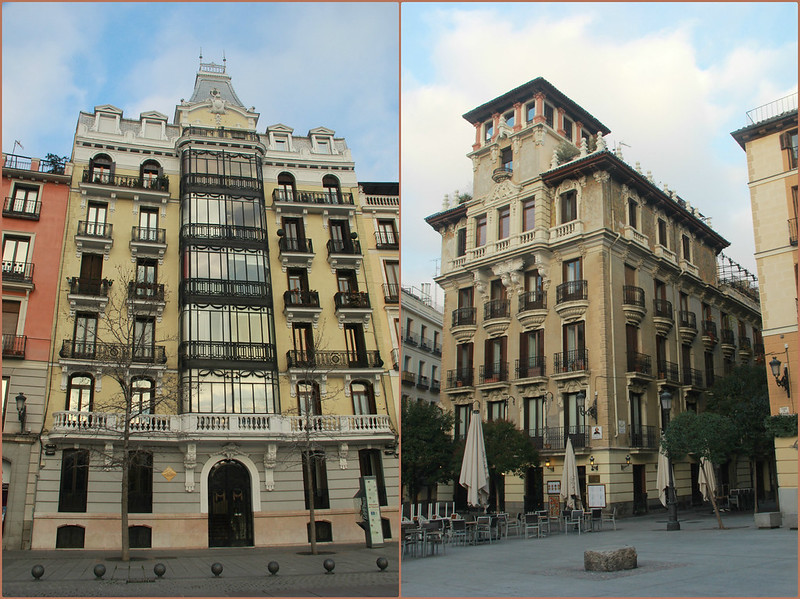 Madrid architecture