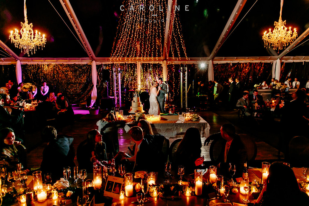 Chandelier rentals by intelligent lighting design intelligent event greenhouse at driftwood aloadofball
