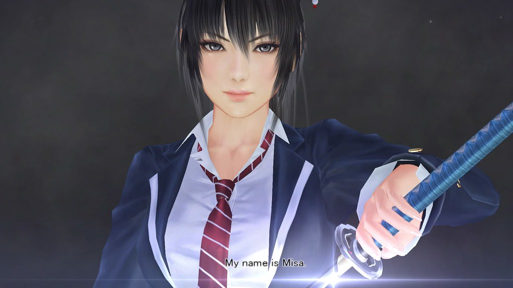 Mitsurugi Kamui Hikae on PS4