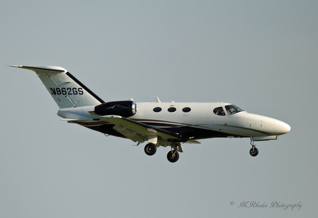 N862GS - C510 - National Airlines