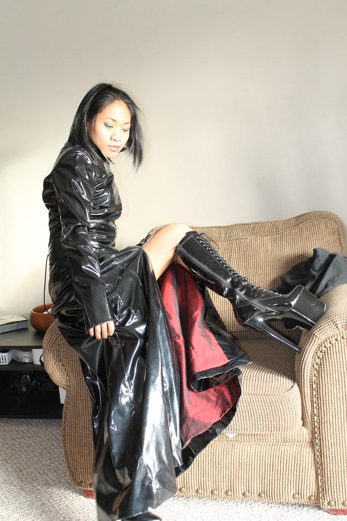 Leather Black Fashion
