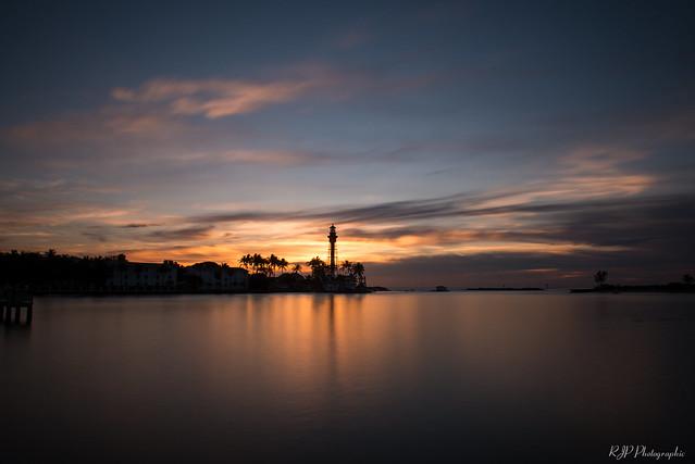 The Hillsboro Lighthouse