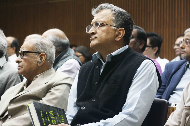 City Obituary – Historian Ramachandra Guha Opens Up On Rohtas, The Most Important Man of His Youth