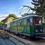Italy - Colonna - Ferrovia-Museo della Stazione di Colonna, Rome