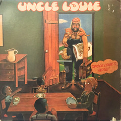 UNCLE LOUIE:UNCLE LOUIE'S HERE(JACKET A)