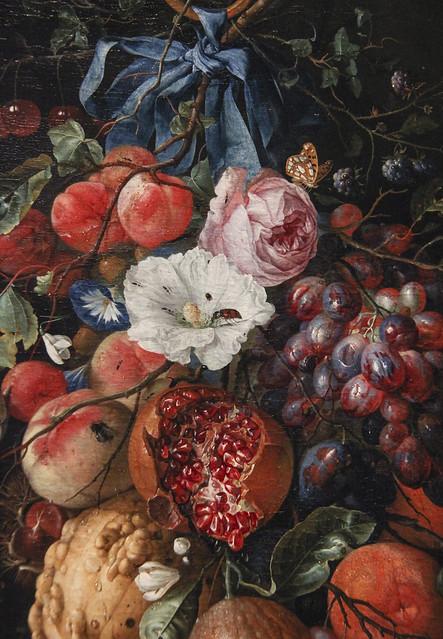 Feston of Fruits and Flowers, Jan Davidsz de Heem, 1660-70