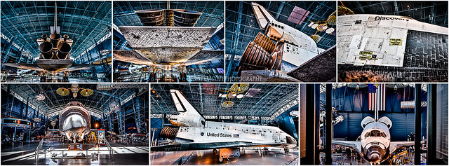 Cover-Space Shuttle Discovery