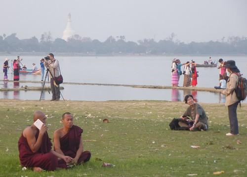 M16-Mandalay-Amarapura-Pont U Bein (24)