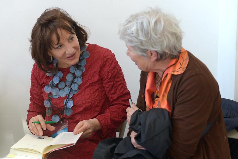 An Organic Life: A Conversation with Nora Pouillon