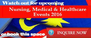Nursing, Medical and Healthcare Events banner