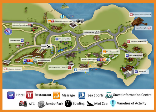 Whole Resort Map