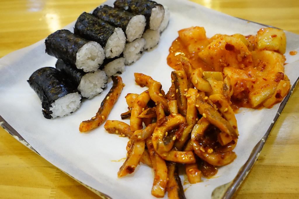 忠武紫菜包飯