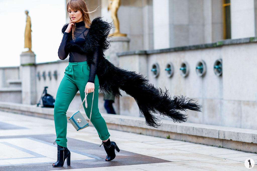 Kristina Bazan at Paris Fashion Week Haute Couture-3
