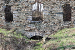 Potts-Neer Mill (ruins), aka Burnt Mill, Hillsboro, VA