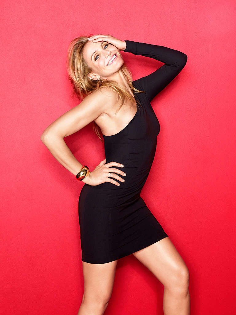 Камерон Диас — Фотосессия для «Cosmopolitan» 2014 – 9