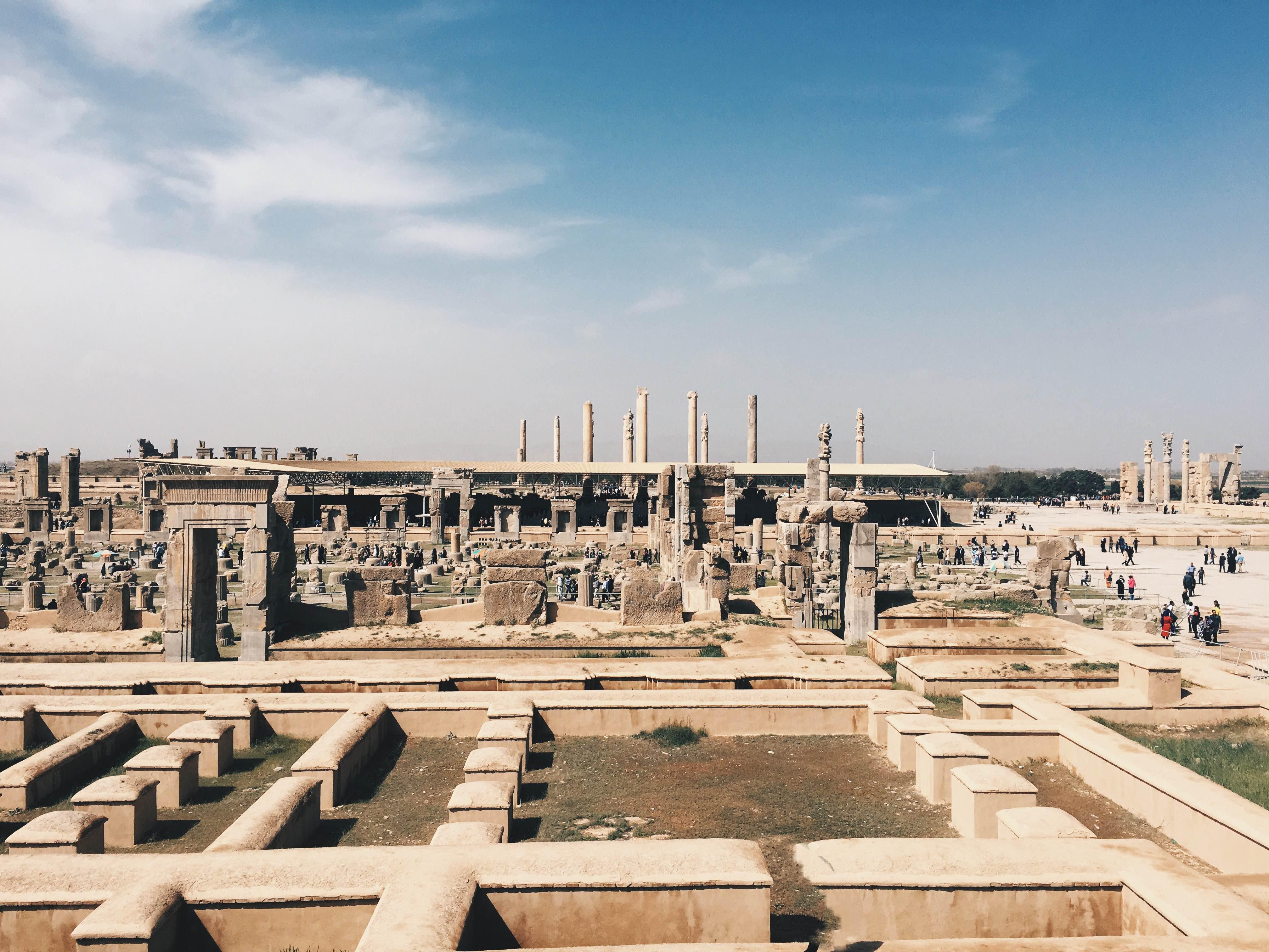 Persépolis Iran