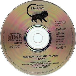 Guía audiófila: Emerson, Lake & Palmer 25667307360_abdf0acdef_n