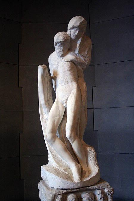 Pietá Rondanini. © Paco Bellido, 2006