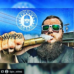 from @subohmbro_  -  I'm very happy to announce that I am now apart of Team @bpv_wires So excited to rep this amazing company and such a great group of people I can call family. Thank you for this opportunity.  @bpv_wires  @bpv_wires  @bpv_wires  #VapePor