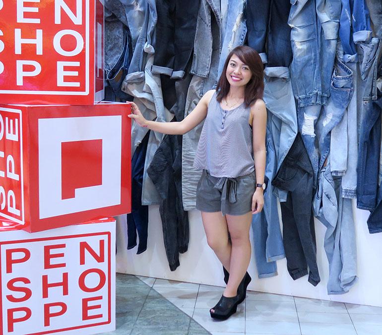 9 Sandara Park - Penshoppe Denim Lab Fashion show 2016 - Gen-zel.com(c)
