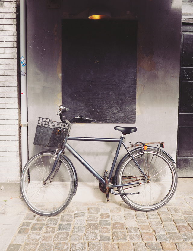 Copenhagen bicycle