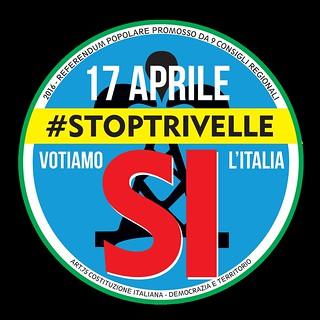Locandina Stop trivelle