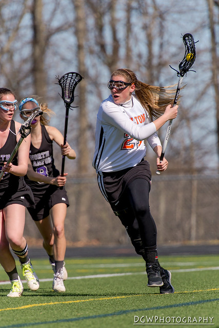 Shelton High vs. North Branford - High School Girls Lacrosse
