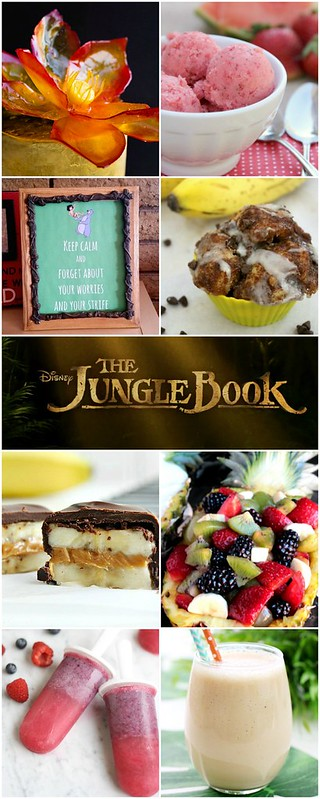 The Jungle Book recipes and crafts