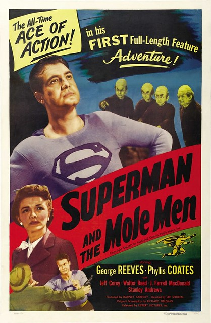 (1951) Superman and the Mole-Men