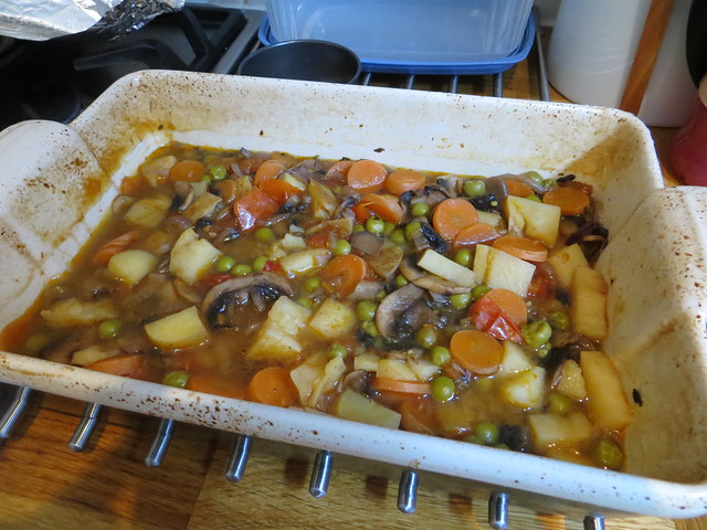 Cleanse Day 7 - Vegetable Stew