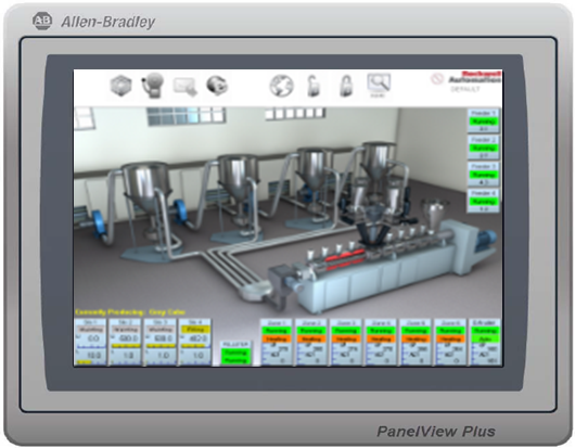 HMI 101: PanelView Plus