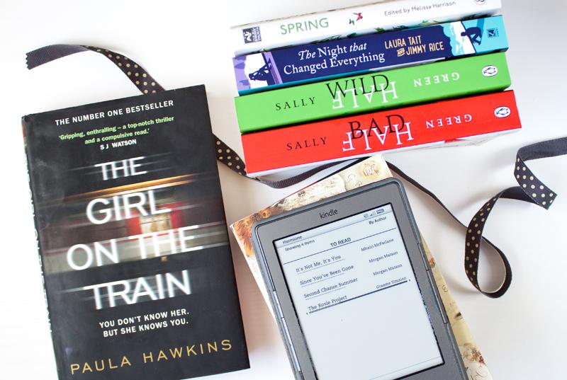 Books Read in March