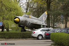 1811 - 961811 - Polish Air Force - Mikoyan-Gurevich MiG-21M - Dabrowa Gornicza, Poland - 160420 - Steven Gray - IMG_0938