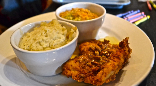 honey pecan fried chicken - Restaurants in Charlotte - Pike's Old Fashioned Soda Shop