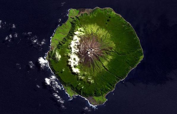 8 de las islas más remotas del planeta1