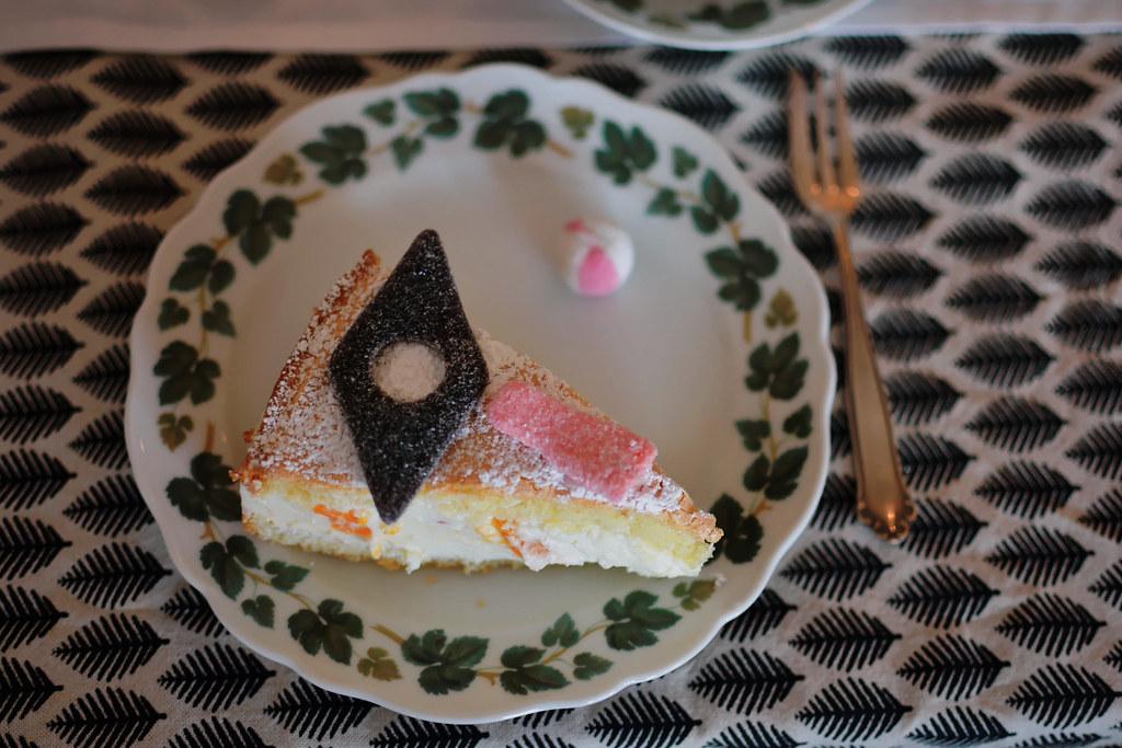 Torte mit Deko von Sohn II