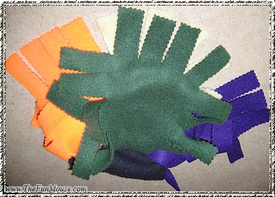 How to: No Sew Fleece Cube / Box Shelf 26273550016_22398c1b1f