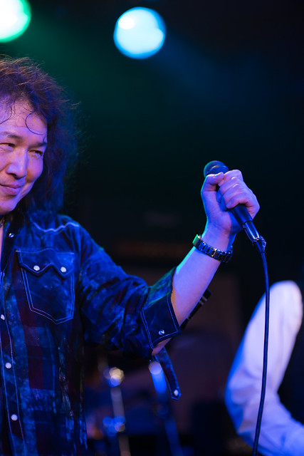 TONS OF SOBS live at Crawdaddy Club, Tokyo, 16 Apr 2016 -00374