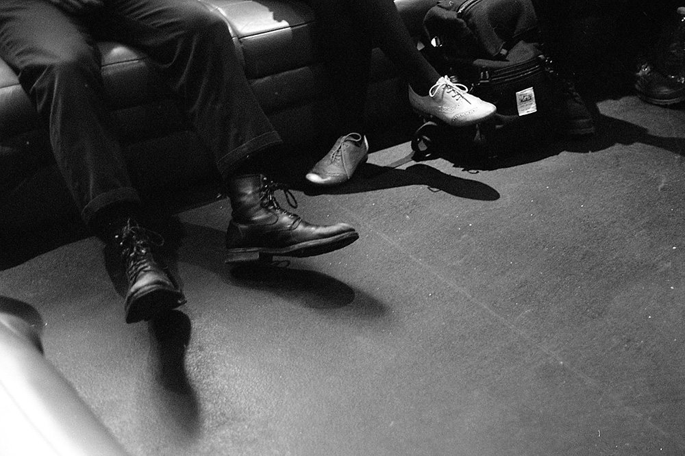 BTS: The Lumineers