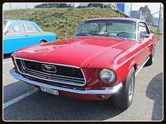 Ford Mustang, 1968