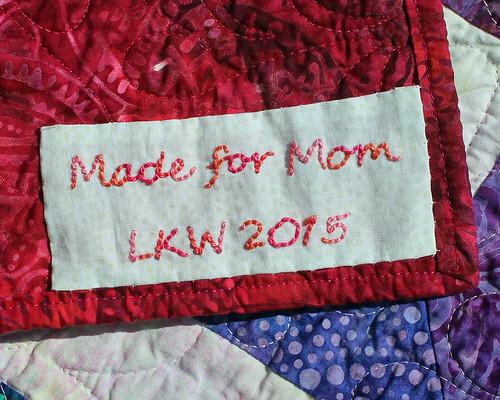 Mom - tag