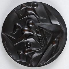 Tokyo 1964 Summer Olympics Participation Medal obverse