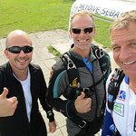 AFF course January 9, Skydive Sebastian