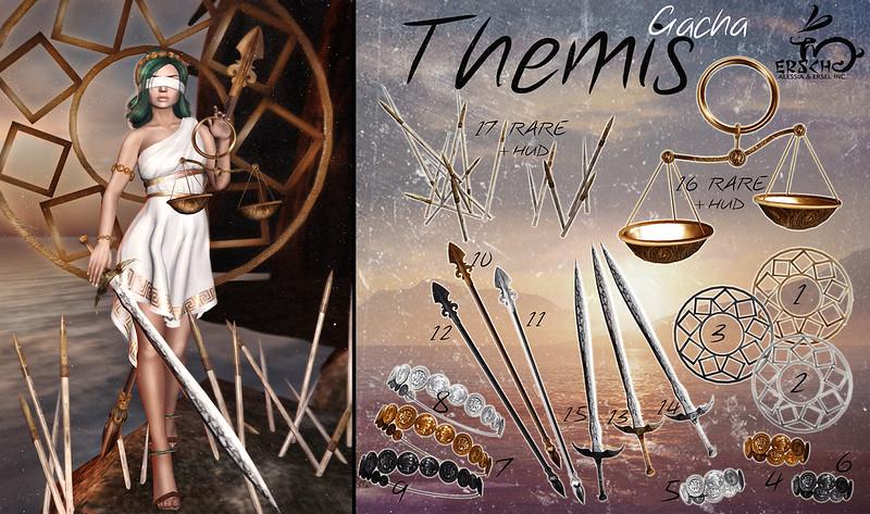 ERSCH - Themis Gacha