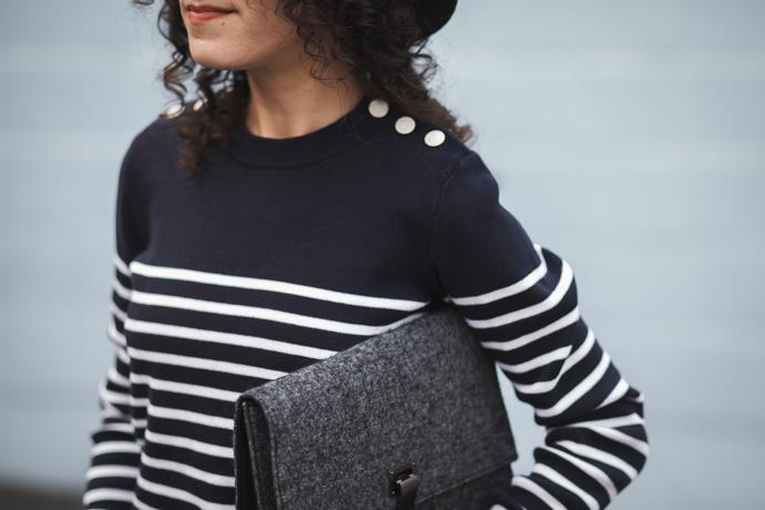 Petit Bateau Marin stripe sweater
