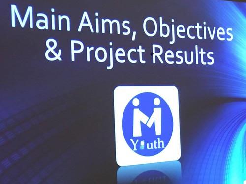 mYouth Mobile: Primer encuentro en Salzburgo. Enero 2016